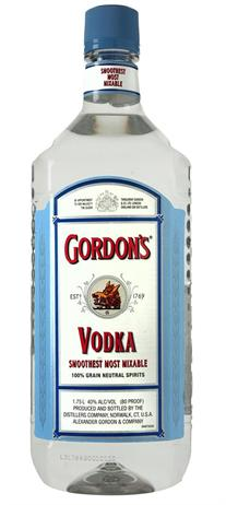 Gordons Vodka